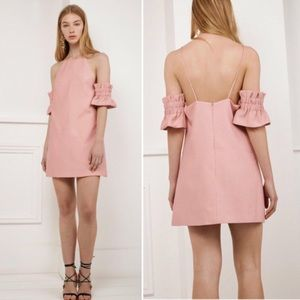 C\Meo Collective Dress in Blush Pink
